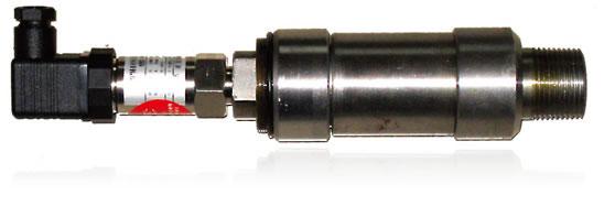 仪器介绍 新型压阻式压力变送器是一款采用数字电路补偿技术设计生产